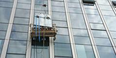 上海玻璃幕墙维修
